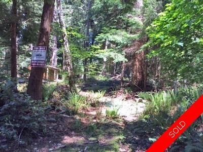 Savary Island Lot for sale: (Listed 2017-06-05)