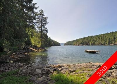 Nelson Island Oceanfront Acreage & Cabin for sale: 2 bedroom 840 sq.ft. (Listed 2017-07-10)