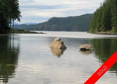 Quadra Island Oceanfront Acreage for sale: (Listed 2017-08-29)