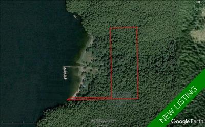 Rivers Inlet Timbered Acreage for sale: 15.57 acres (Listed 2019-10-09)