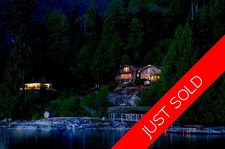 124 Acre Sunshine Coast Oceanfront Acreage for sale: (Listed 2016-10-31)