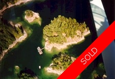 Private Island For Sale Near Hardy Island & Nelson Island