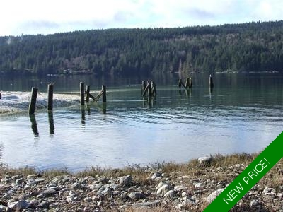 Okeover Inlet Oceanfront Ocean Front for sale: Okeover Marina Estates