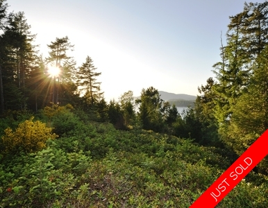 North Pender Island Acreage for sale:    (Listed 2018-02-02)